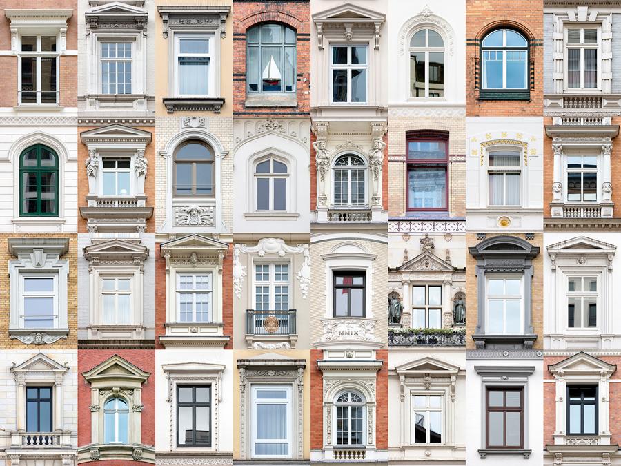 наличники на окна Гамбург