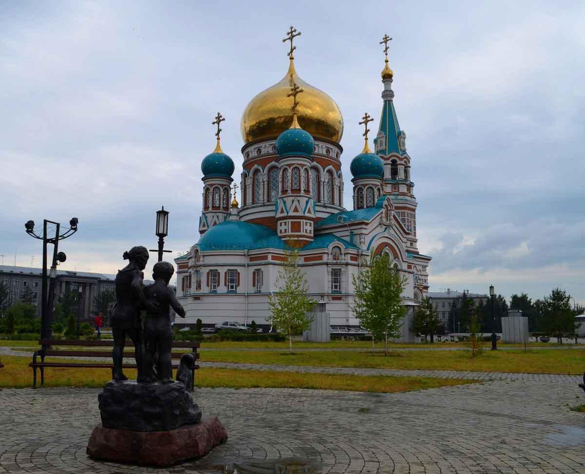 Продажа биноклей с доставкой в Омск