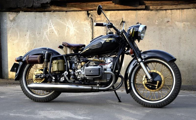Мотоцикл Днепр МТ