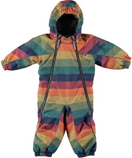 Комбинезон Molo Pyxis Denim Rainbow для мальчиков (Зима 2018-2019)