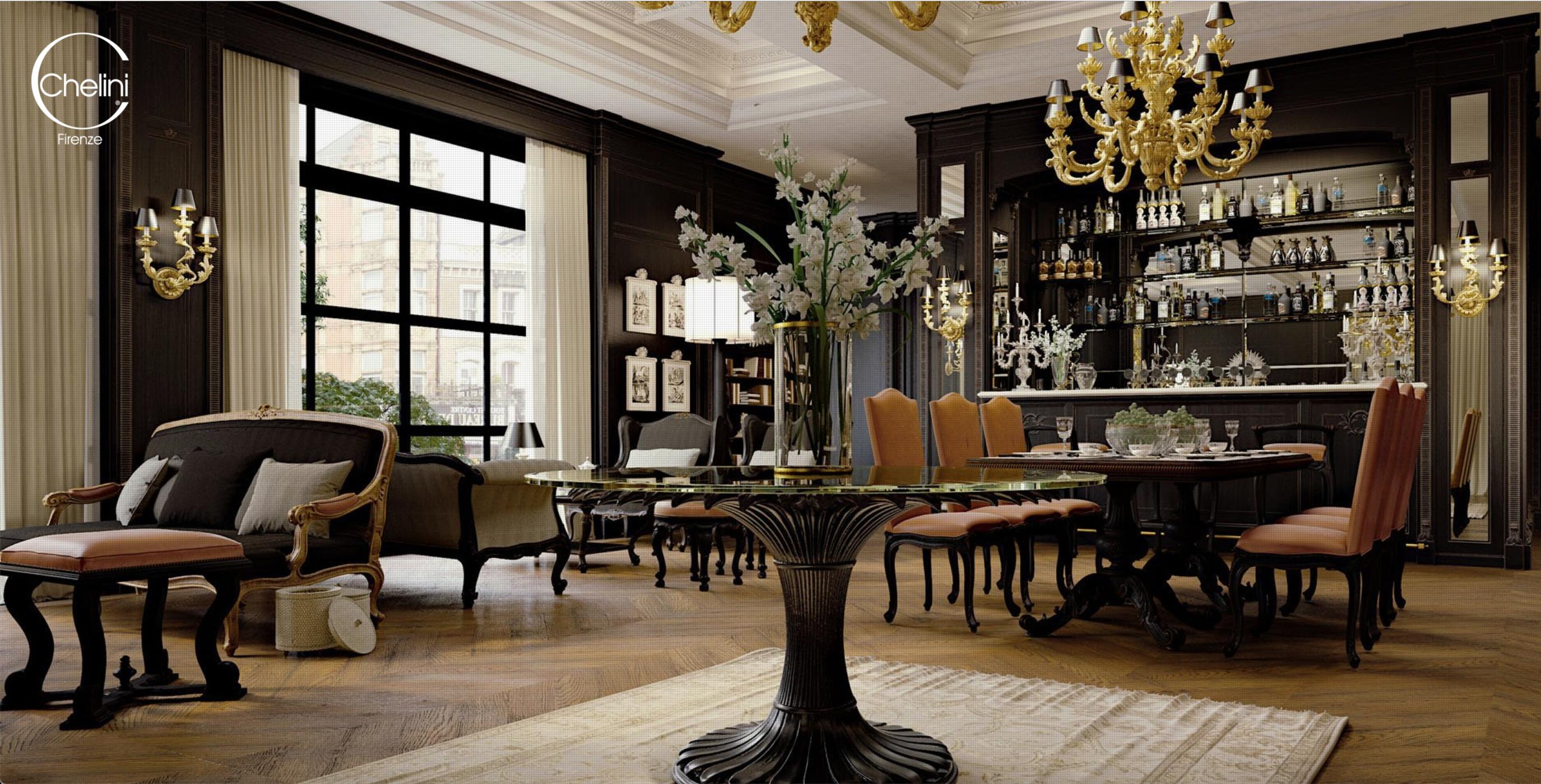 Итальянская Мебель Chelini в Berkley Home