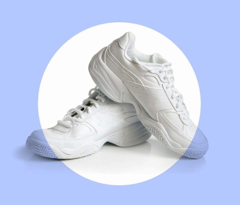 Отбелить подошву кроссовок - 7