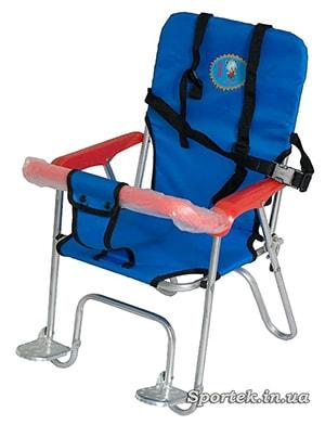 Легкое детское велосипедное кресло