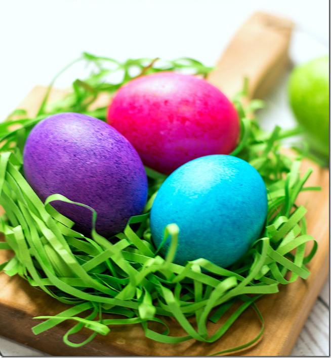красивые яйца на пасху своими руками