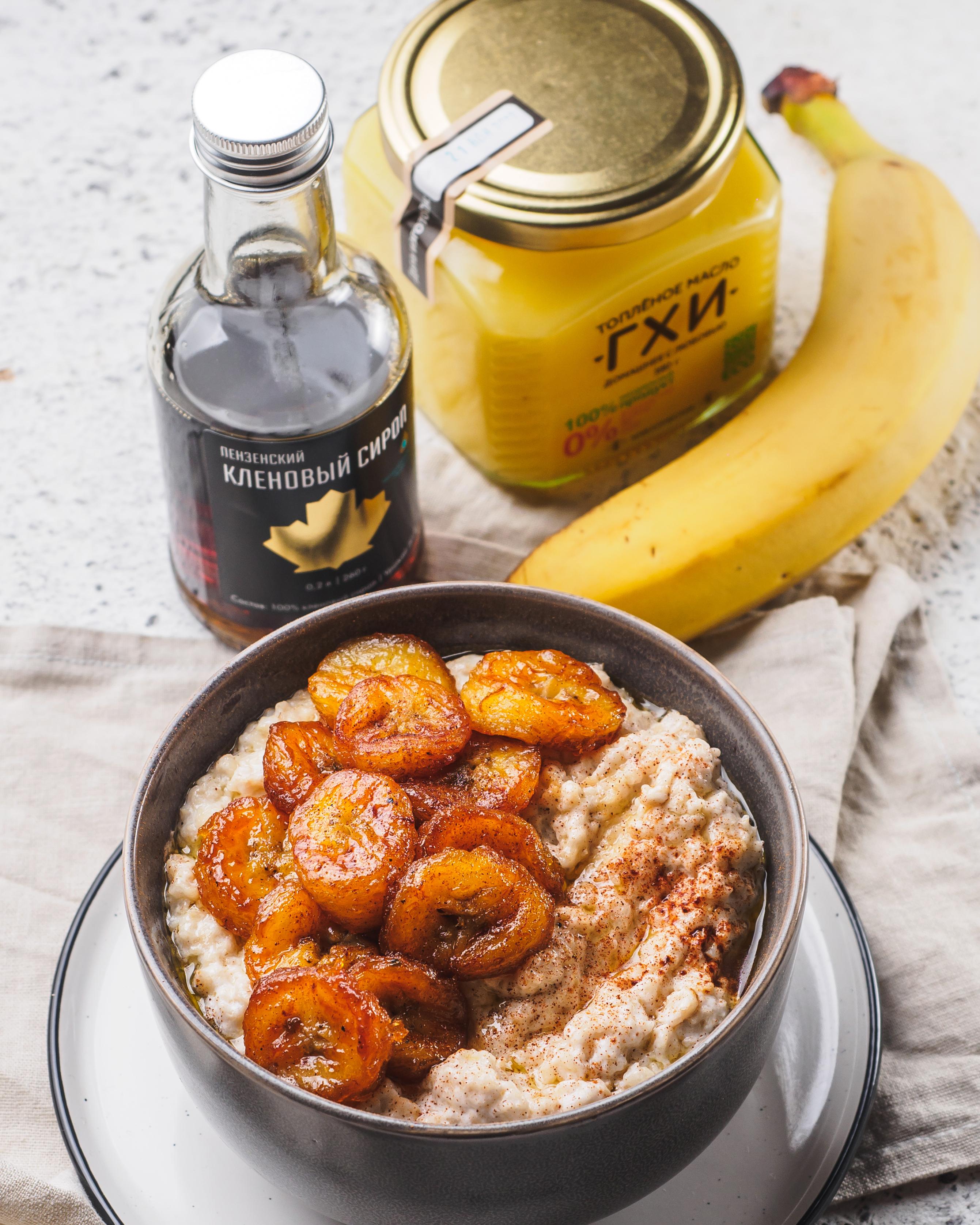 Рецепт полезного завтрака