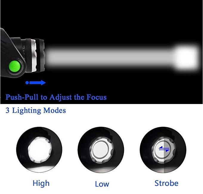купить налобный фонарь высокой мощности