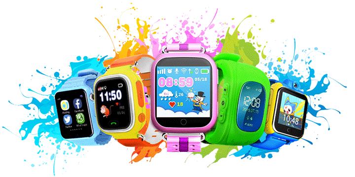 Купить детские смарт часы с GPS в интернет-магазине CarGadet.kz