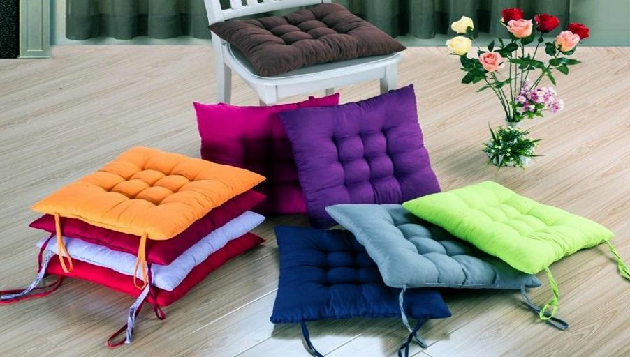 подушки на стулья икеа