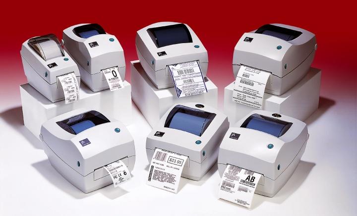 Модельный ряд принтеров этикеток различной производительности