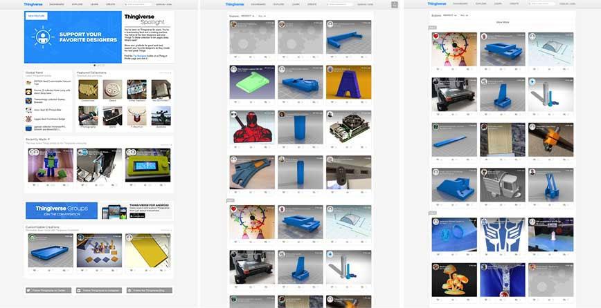 Модели для 3D принтеров