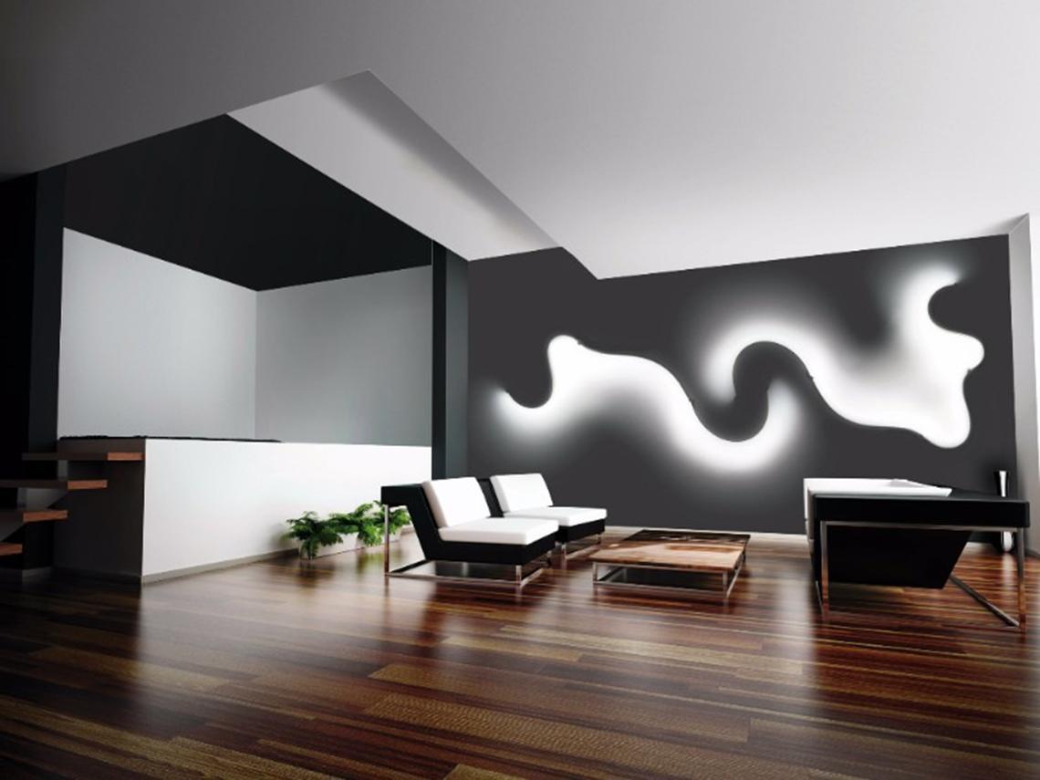 FormaLa – необычная световая инсталляция, архитектурный «конструктор» и вместе с этим хороший источник света для стен. Позволяет построить бесконечный диапазон форм – замкнутых, кривых, симметричных и асимметричных линий и фигур. Сфера применения такого модульного светильника – от частных до коммерческих интерьеров. Это светотехническая идея, пропагандирующая внимательное, персонализированное отношение к освещению.