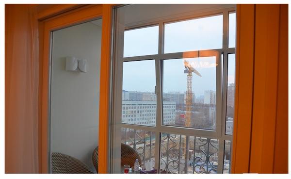 Остекление балкона 1-515
