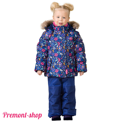 Комплект Premont для девочек Ягоды и цветы Паслен