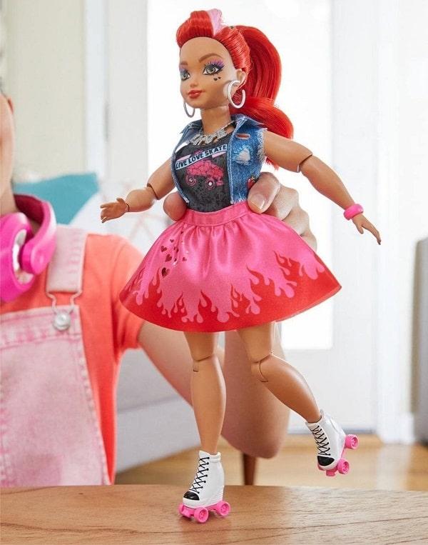 Очаровательная кукла Джейси Мэстерз из Wild Hearts Crew
