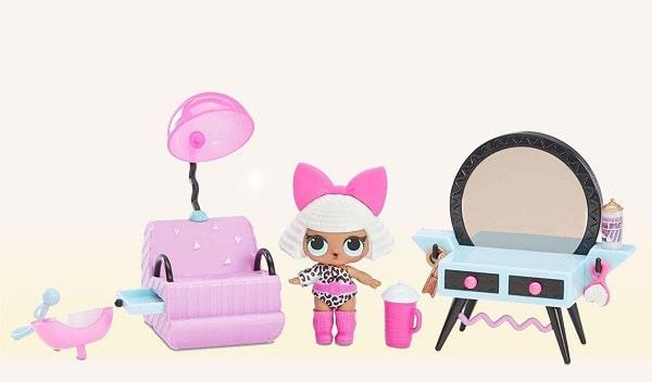 Набор мебели куклы ЛОЛ - Салон с Дивой