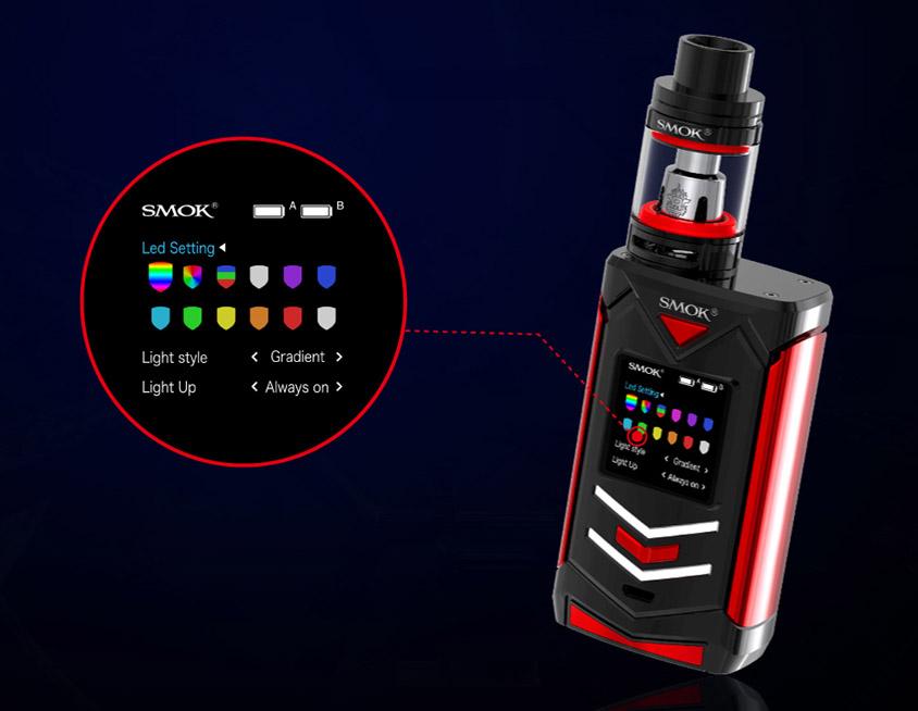 SMOK Veneno + TFV8 Big Baby Light Edition Kit
