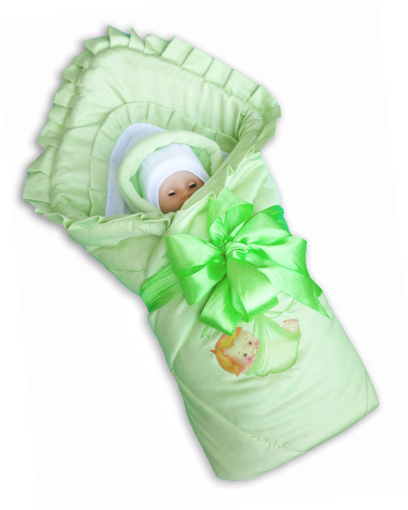 Комплект для новорожденного зимний
