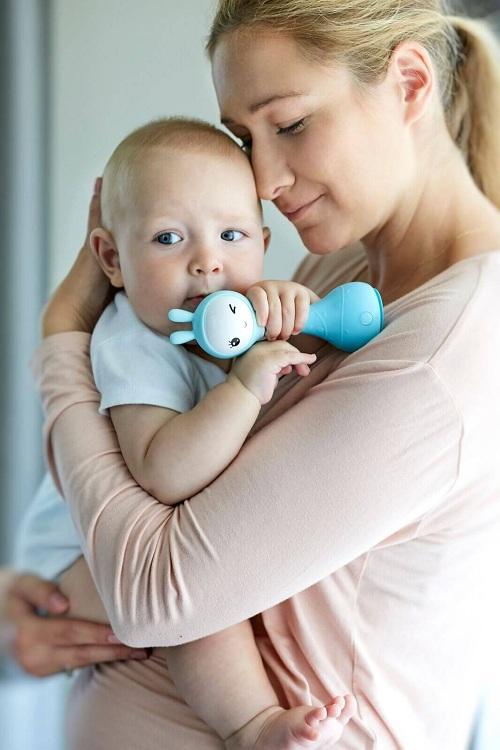 Зайчик Alilo R1 синий для малышей