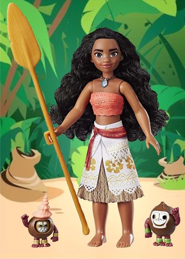 Кукла Моана и Какамора