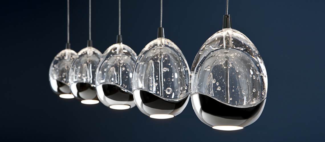 Изысканность дизайна от испанской фабрики света Schuller