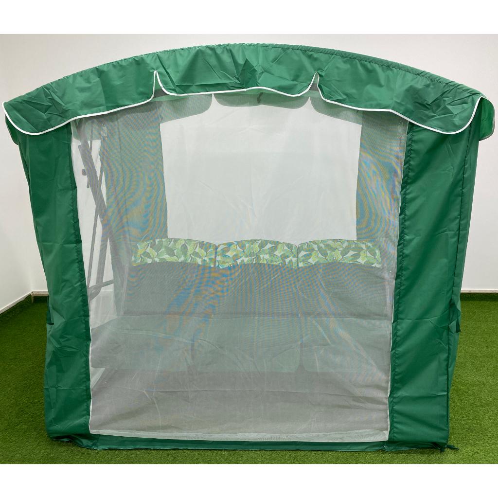 Рандеву Люкс зеленый сетка