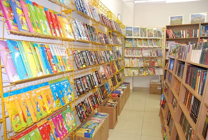 Детский книжный магазин – лучший формат для небольшой торговой точки