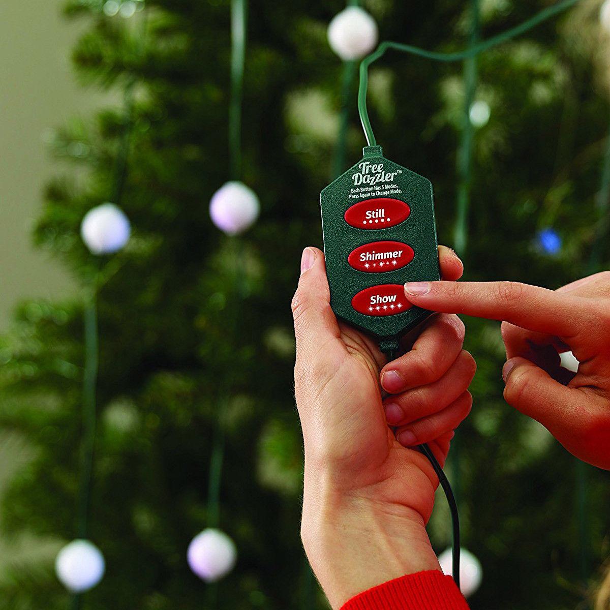 LED гирлянда новогодняя 64 светодиода ргб