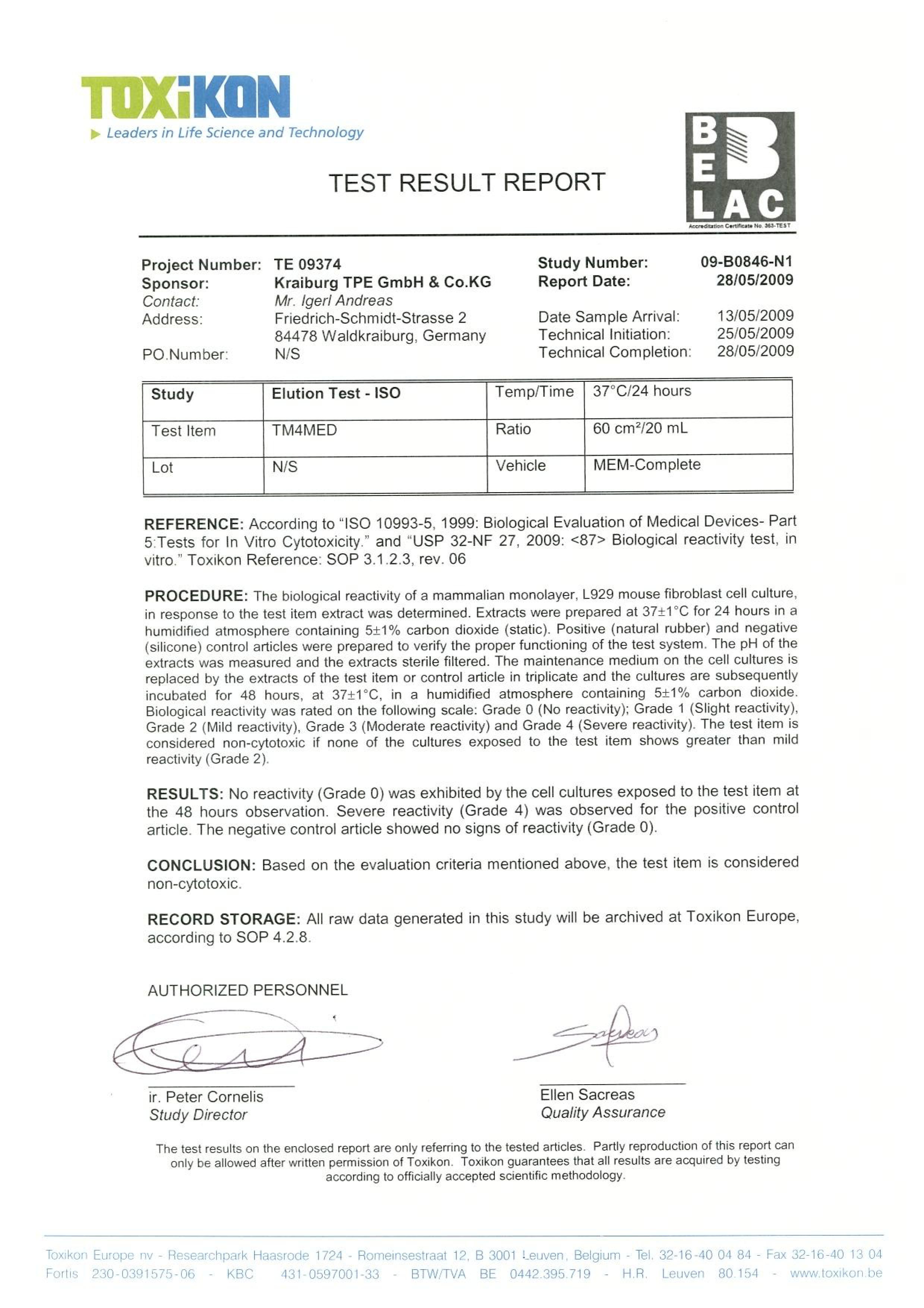 Сертификаты качества и безопасности продукции менструальных чаш MeLuna (Мелуна)