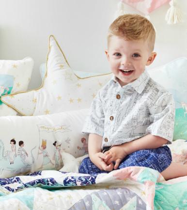 Хлопок США для детской одежды