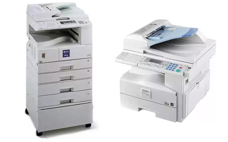 Ксерокопирование в Ризографике