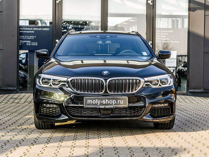 BMW 540d xDrive Touring M Sport 19 спереди