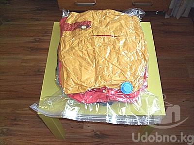 Как использовать вакуумный пакет