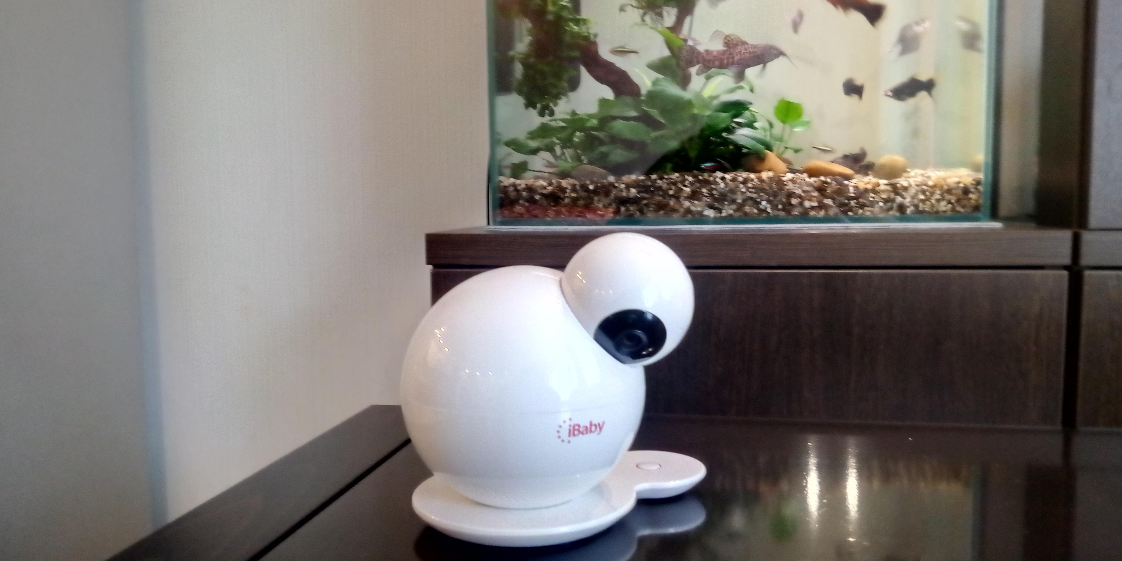 Видеоняня IBaby Monitor m7