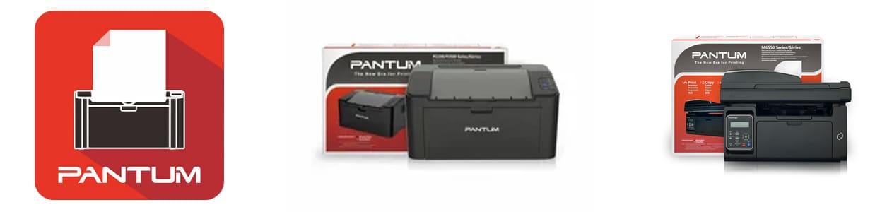 Pantum - техника и расходные материалы