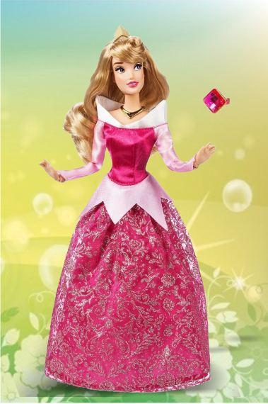 Кукла Аврора - Принцесса Диснея с кольцом