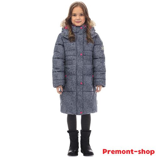 Пальто Premont для девочек Мод Льюис с доставкой по России в интернет-магазине Premont-shop!