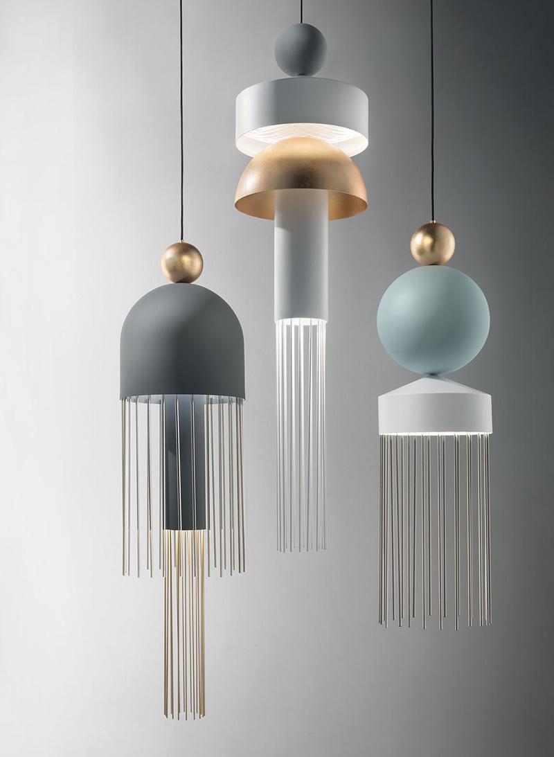 Светильники Nappe от Masiero