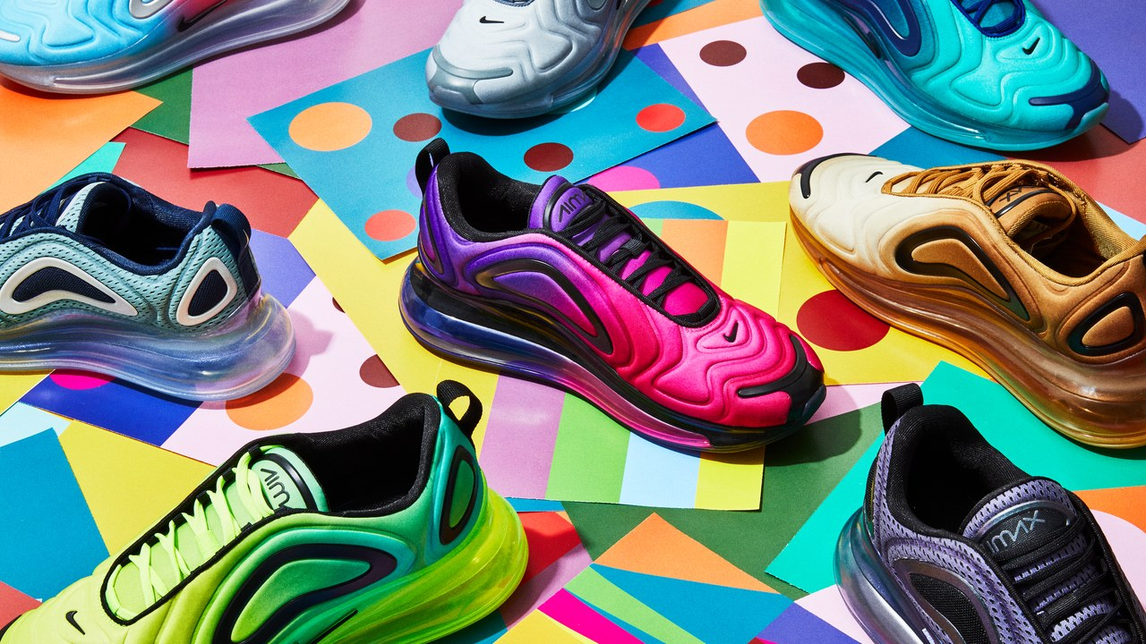 Air Max 720 Colors
