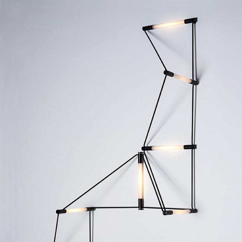 Светильник Meta от James Dieter