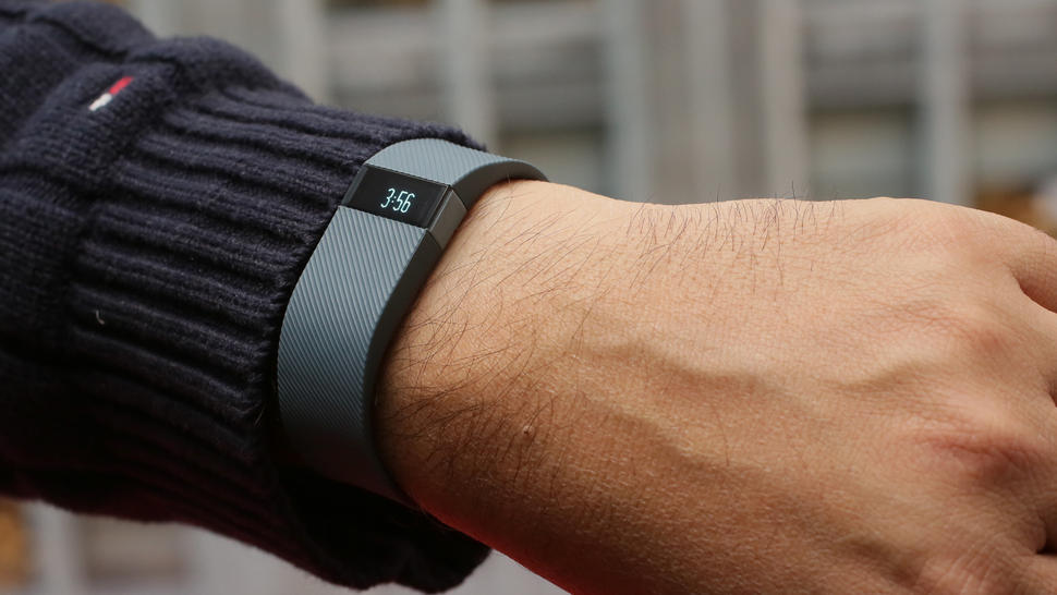 Fitbit Charge HR™ Wireless Activity Heart Rate Wristband.