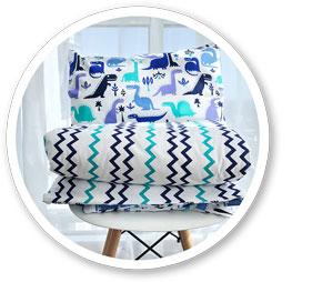детское постельное белье в кроватку фото