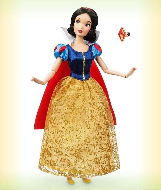 Кукла Белоснежка с кольцом - серия игрушек Принцесса Диснея