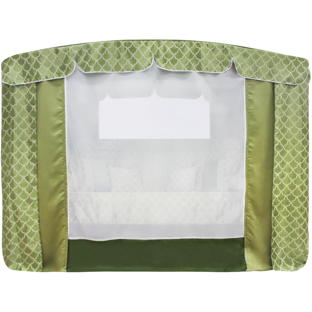 Княгиня зеленая сетка