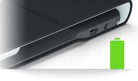 LOGITECH Ultrathin Keyboard Folio for iPad mini Carbon Black