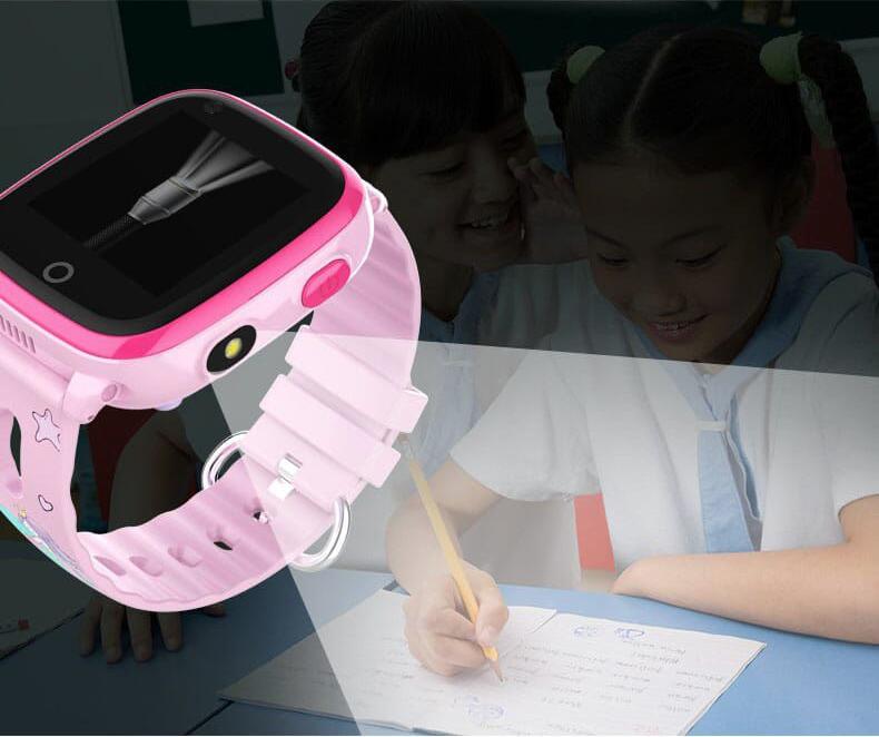 Детские часы с GPS трекером Smart Baby Watch KT10 Водонепроницаемые