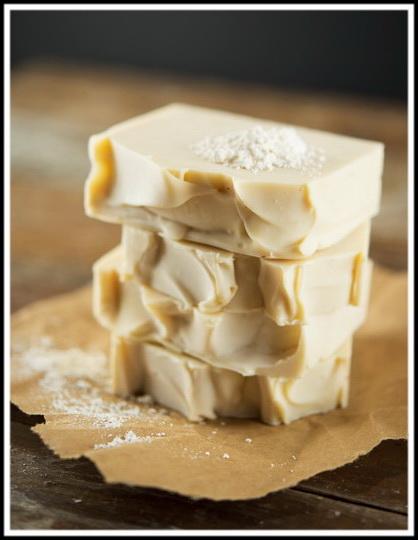 Мыло для бритья с каолиновой глиной
