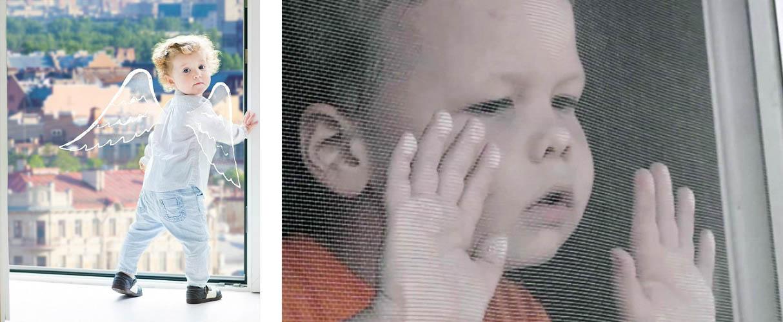 ребенок на окне, ребенок смотрит в окно, дети окно