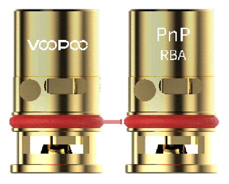 VOOPOO PnP-RBA
