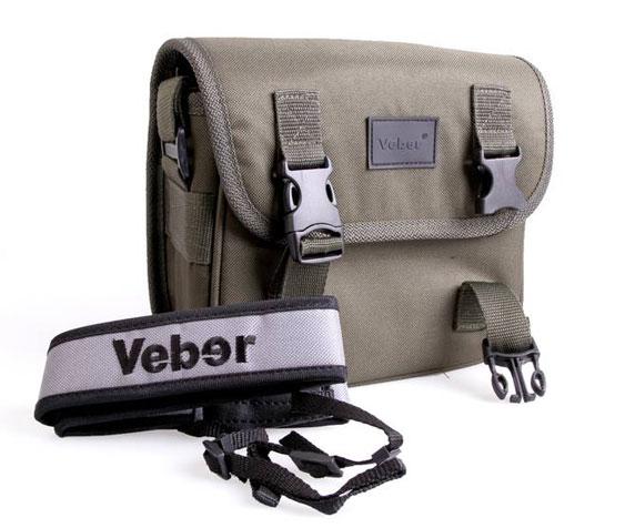 Бинокль Veber БПЦ zoom 8-24x50 - фото комплекта поставки