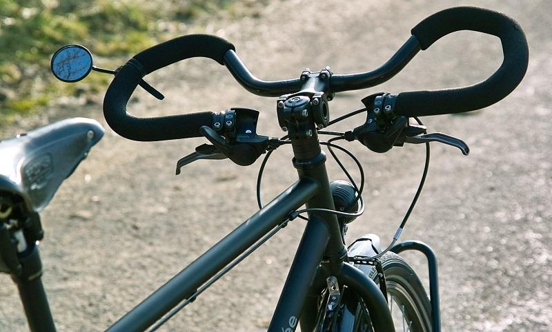 Руль для туристического велосипеда